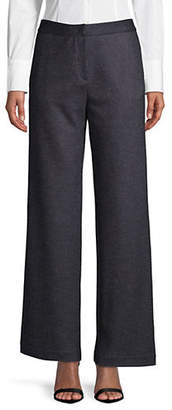 Max Mara Baba Jersey Wide-Leg Trousers