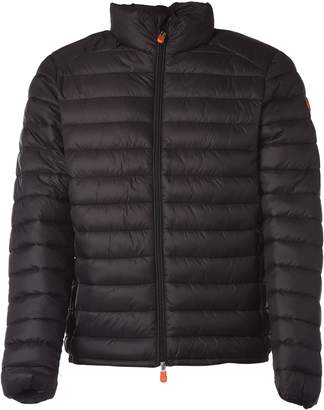 Save The Duck Save the Duck Giga7 Dark Brown Down Jacket