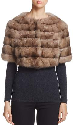 Maximilian Furs Sable Fur Bolero - 100% Exclusive