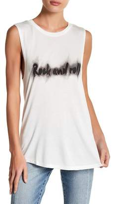 Haute Hippie Rock and Roll Muscle Tank