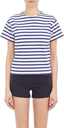 """Nlst Women's Stripe """"True"""" T-shirt"""