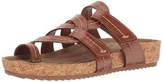 Walking Cradles Women's Panama Flat Sandal
