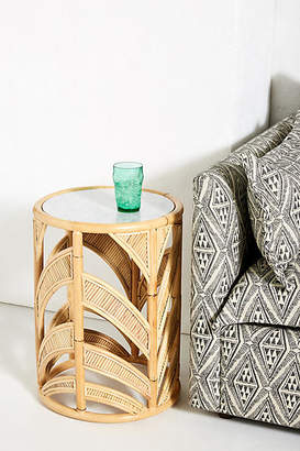 Anthropologie Natural World Side Table