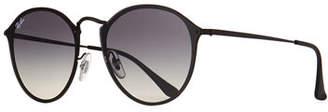 Ray-Ban Blaze Round Gradient Sunglasses