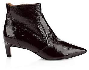 Aquatalia Women's Marilisa Leather Ankle Boots