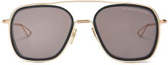 Dita Eyewear System-One aviator sunglasses