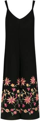 BRIGITTE (ブリジット) - Brigitte embroidered jumpsuit