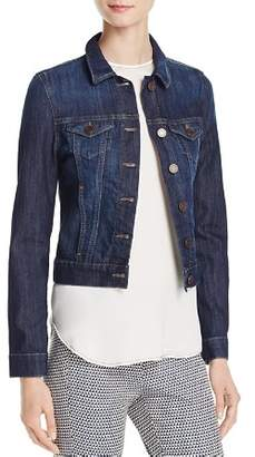 Mavi Jeans Samantha Denim Jacket in Dark Nolita