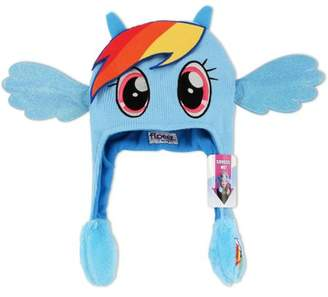 Hasbro My Little Pony Rainbow Dash Flipeez action hat with movable wings.