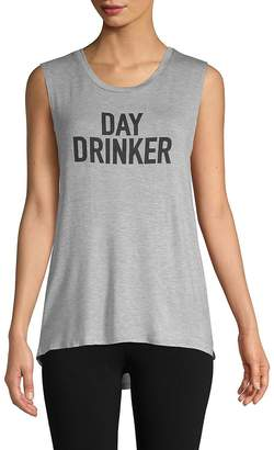 Ppla Women's Day Drinker Graphic Tee