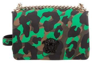 Versace Camo Shoulder Bag