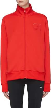 Calvin Klein Logo sleeve jacket