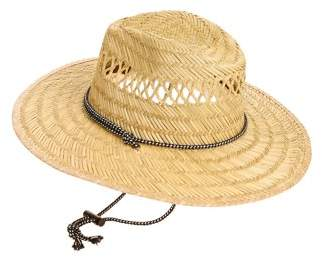 b1994550252 George Men s Straw Lifeguard Hat
