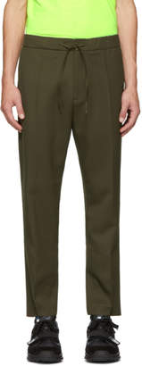 Cmmn Swdn Green Stan Trousers
