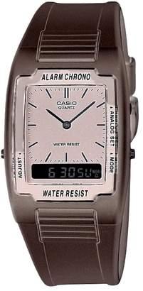 Casio Men's Analog & Digital Chronograph Watch - AQ47-1E