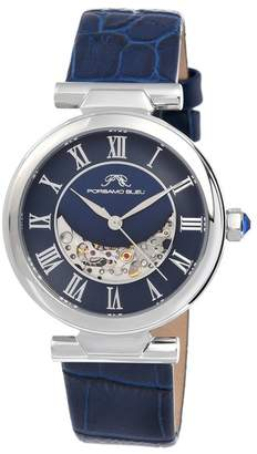 Porsamo Bleu Women's Coco Skeleton Watch, 36mm
