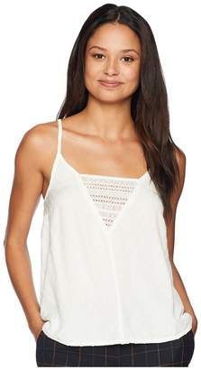 Roxy Color Spaces Woven Tank Top Women's Sleeveless