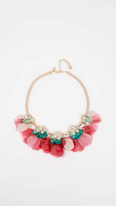 Kate Spade New York Vibrant Life Statement Necklace