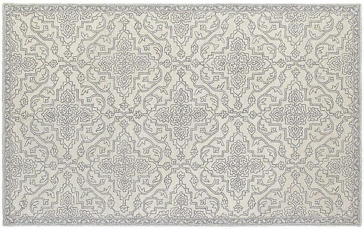 York Rug – Stone/Gray – 10'x13′