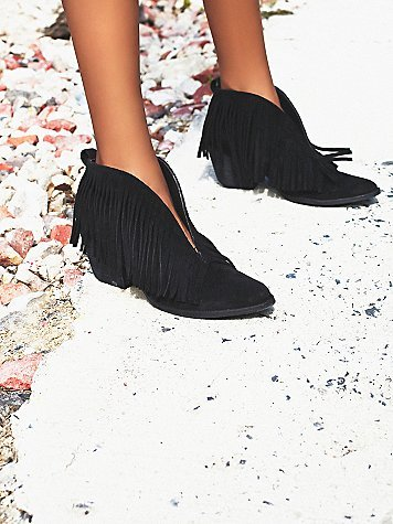Coconuts By Matisse Tulsi Fringe Boot by Coconuts by Matisse at Free People