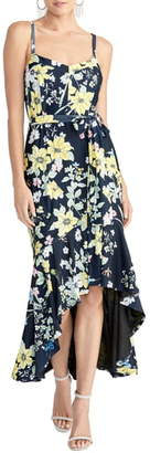 Rachel Roy Tie Waist High/Low Dress