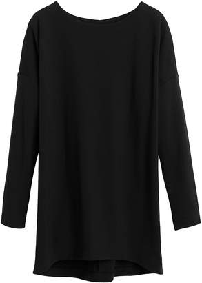 Cuyana Ponte Oversized Top