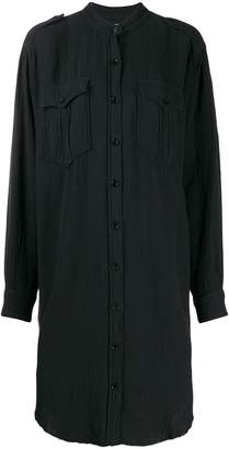 Etoile Isabel Marant long sleeve shirt dress