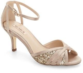 Menbur Cesano Ankle Strap Sandal $92.95 thestylecure.com