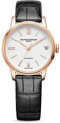 Baume & Mercier Classima Automatic Watch, 31mm