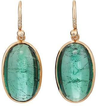 Irene Neuwirth Women's Tourmaline & Diamond Drop Earrings