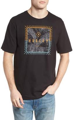 Hurley Be Fronds T-Shirt