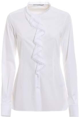 Ermanno Scervino Ruffle Shirt