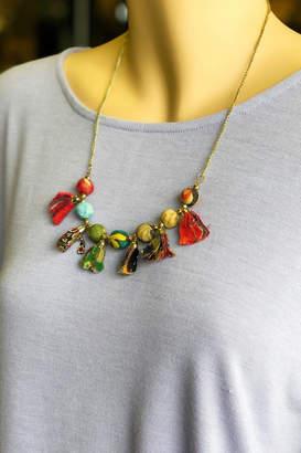 Paige Charlie Honest Bead Tassel Necklace