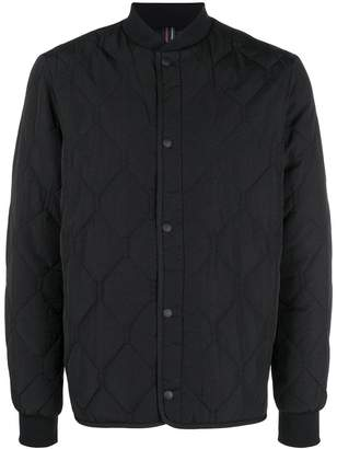 Paul Smith quilted bomber jacket