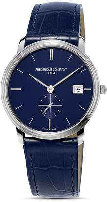 Frederique Constant Slimline Gents Small Seconds Watch, 37mm
