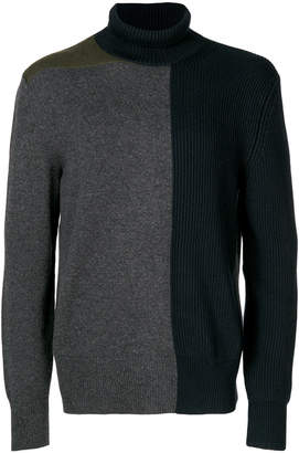 Cédric Charlier asymmetric jumper