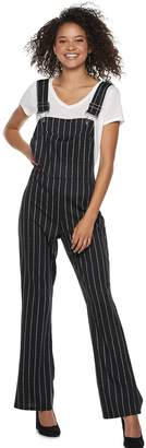 Almost Famous Juniors' Jumpsuit Overalls