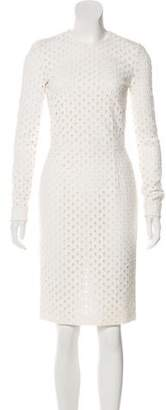 Tom Ford Eyelet Midi Dress