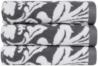 Christy Palermo Towel - Steel - Bath Sheet