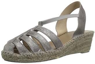 Andre Assous Women's Desi Wedge Sandal
