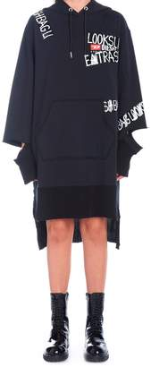 Diesel 'hate Couture' Dress