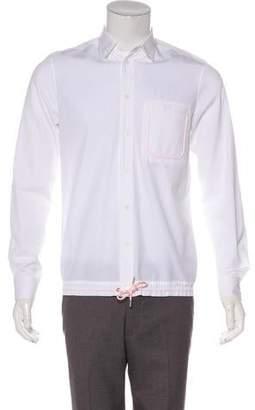 Oamc Cord Button-Up Shirt