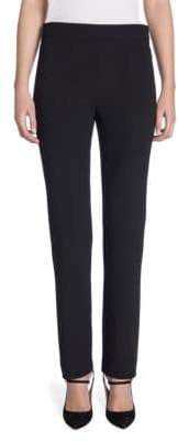 Giorgio Armani Zip Back Slim Pants