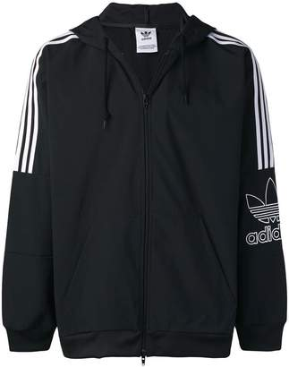adidas classic branded hoodie
