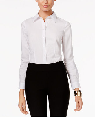 Cable & Gauge Shirt Bodysuit $60 thestylecure.com