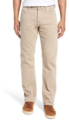 Mavi Jeans Zach Straight Leg Twill Pants