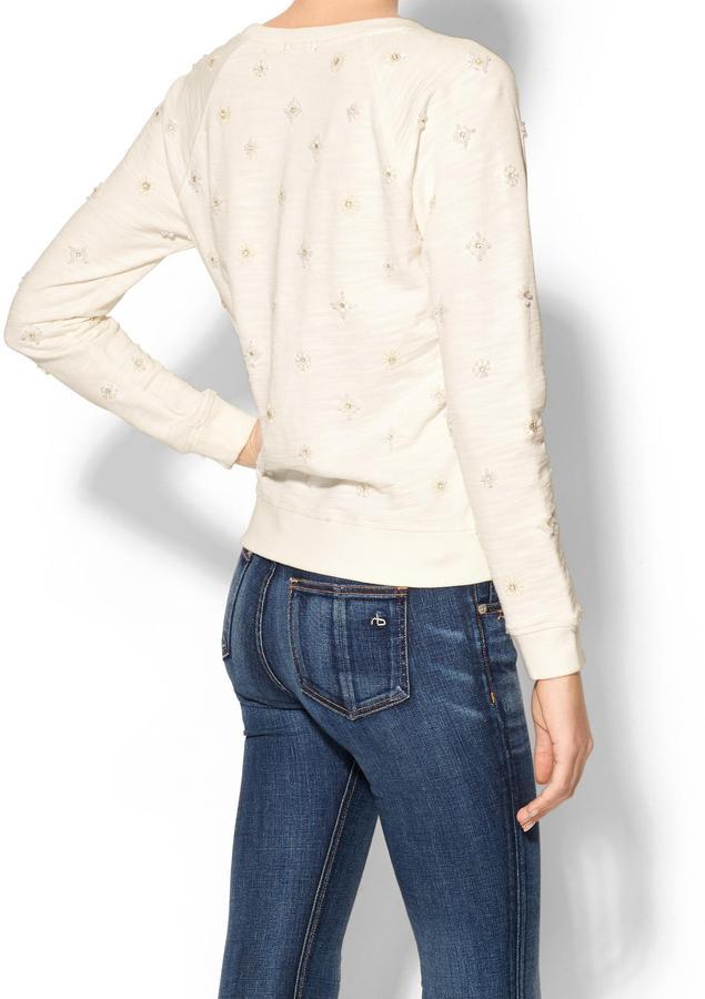 Dex Embellished Sweatshirt