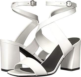 Via Spiga Women's Evelia Ankle Wrap Heeled Sandal