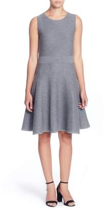Catherine Malandrino Trisha Fit & Flare Dress