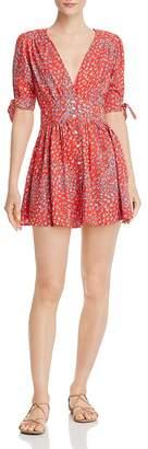 Nightwalker Ludlow Floral Mini Dress